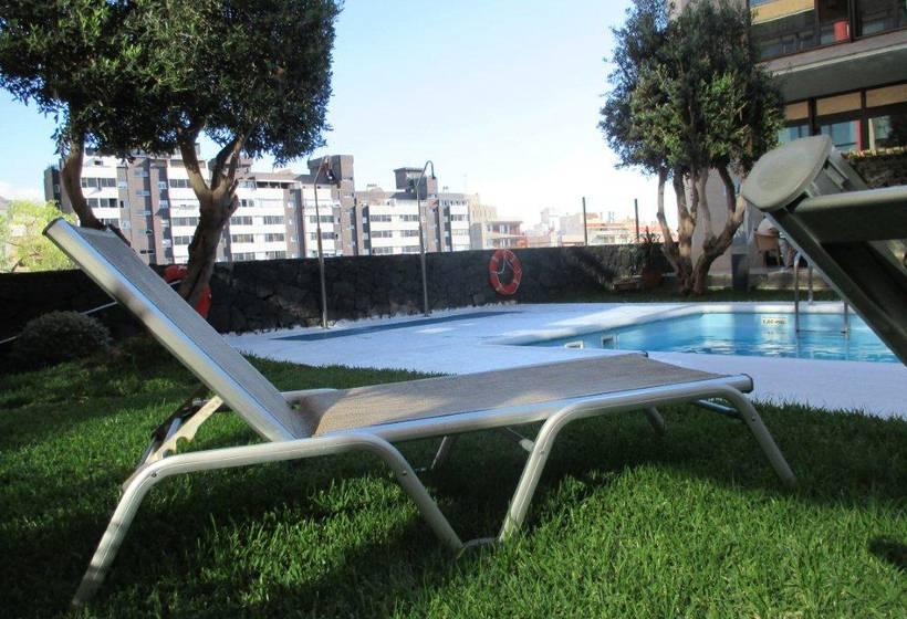 حمام سباحة Escuela Hotel Santa Cruz سانتا كروس دي تينيريفى