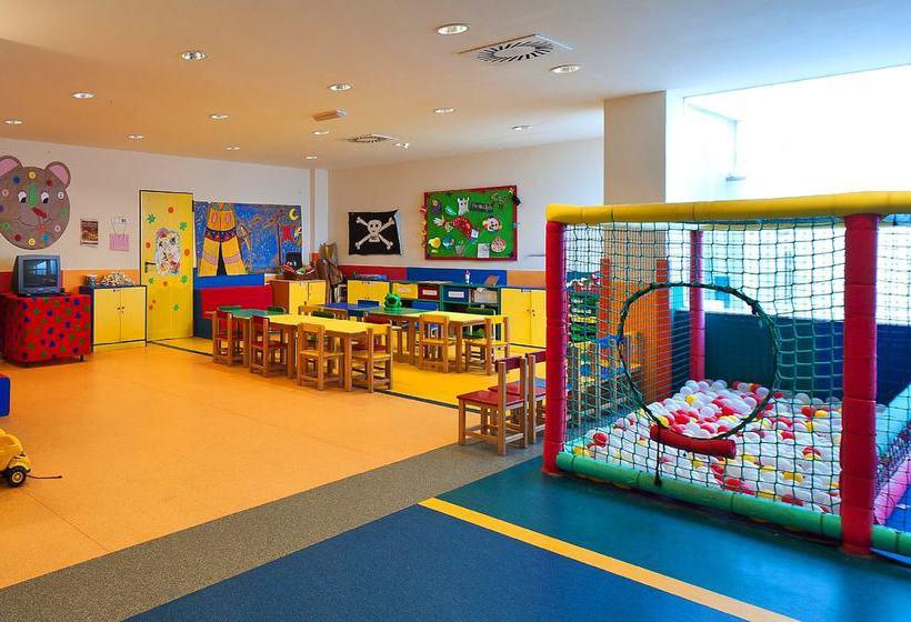 Kindereinrichtungen Hotel Fuerte Conil-Costa Luz  Conil de la Frontera