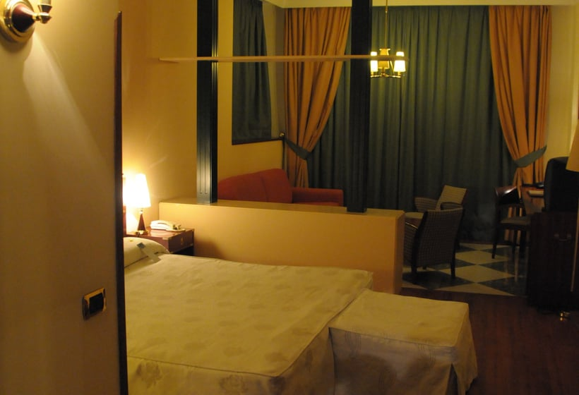 Quarto Hotel Puerto de Las Nieves Agaete
