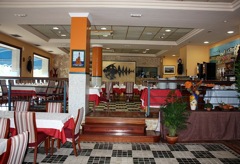 Restaurant Hotel Puerto de Las Nieves Agaete
