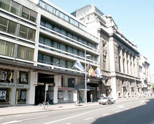 Hotel Keyserlei Antuérpia
