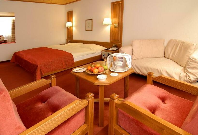 Zimmer Hotel Simi Zermatt