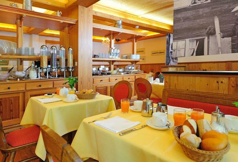Restaurant Hotel Simi Zermatt