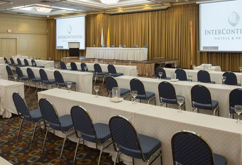 Meeting rooms Hotel InterContinental Medellin Medellín