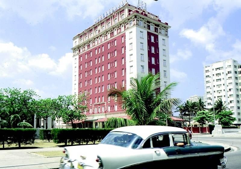 Exterior Hotel Roc Presidente Havana