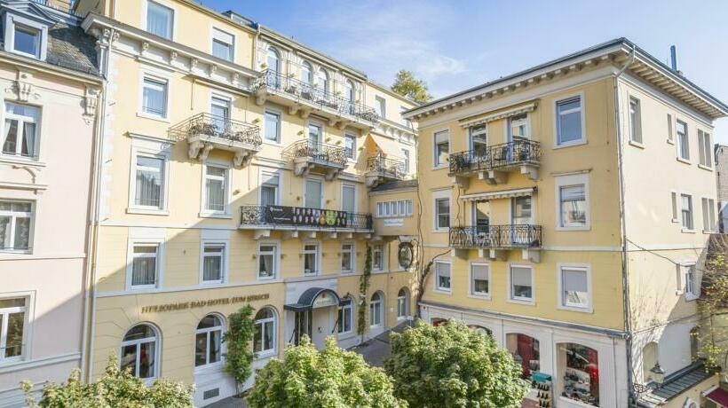 Heliopark Bad Hotel Zum Hirsch Baden Baden