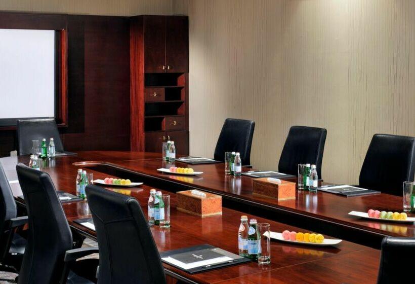 Vergaderingsruimte Hotel Intercontinental Abu Dhabi
