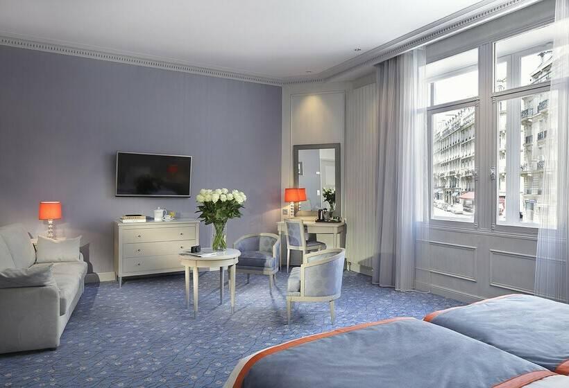 Hôtel Chateau Frontenac Paris