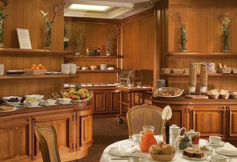 Restaurante Hotel Chateau Frontenac Paris