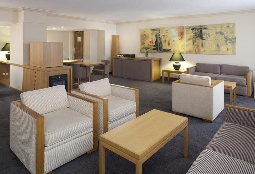Common areas Crowne Plaza Hotel Toulouse