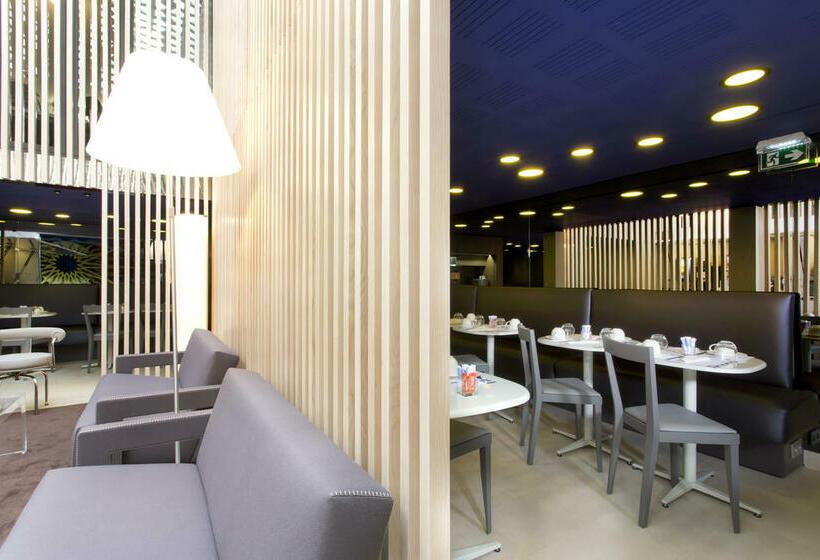 Hotel Libertel Gare de L'Est Francais Parijs
