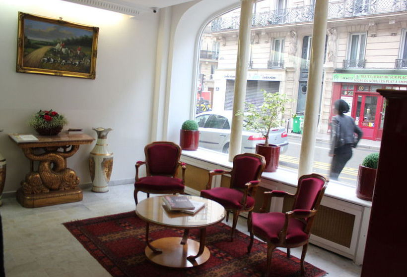 Hotel Metropol Parijs