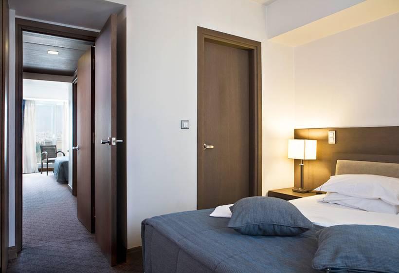部屋 ホテル Amalia アテネ