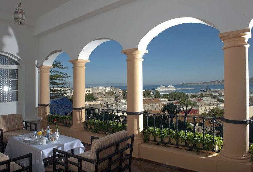 هتل El Minzah طنجه