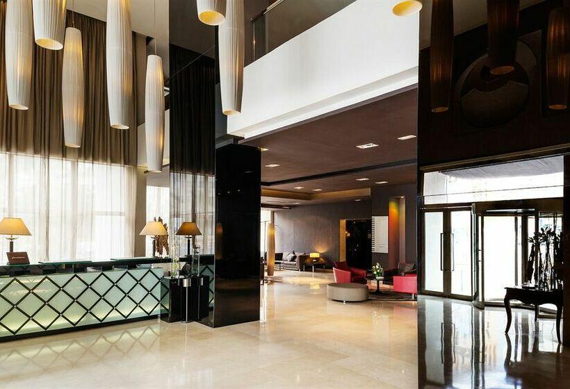 فندق Moevenpick Casablanca  الدار البيضاء
