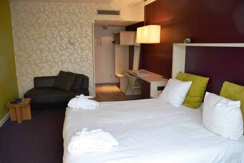 Zimmer Hotel Best Western Plus Airport Rotterdam