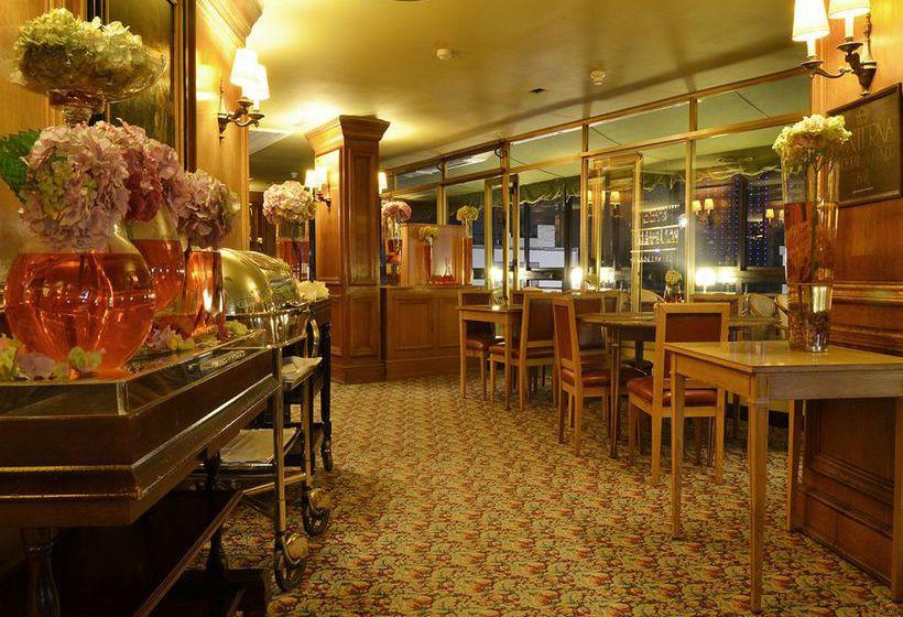 레스토랑 호텔 Eduardo VII 리스본