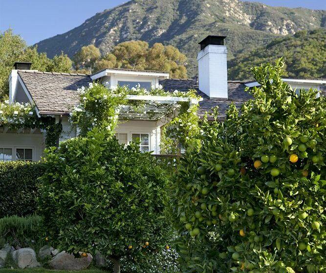 Hôtel San Ysidro Ranch A Rosewood Resort Santa Barbara