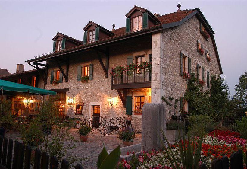 فندق Domaine De Chateauvieux Satigny