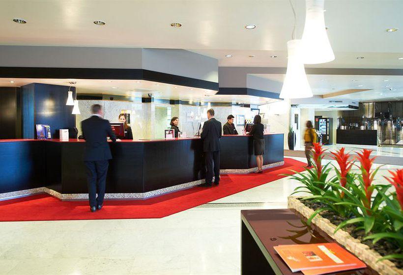 Réception Hôtel Husa President Park Bruxelles