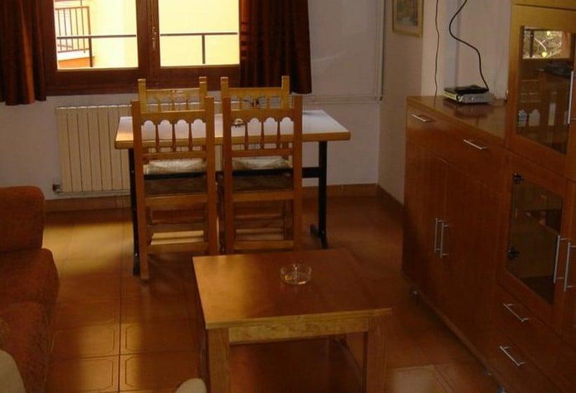 Chambre Aparthotel L'Orri Encamp
