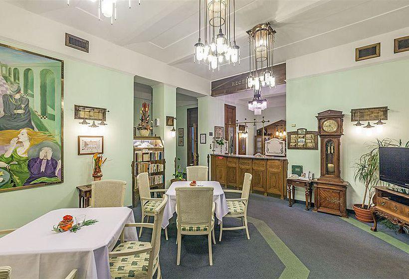 Hotel Villa Voyta Praga