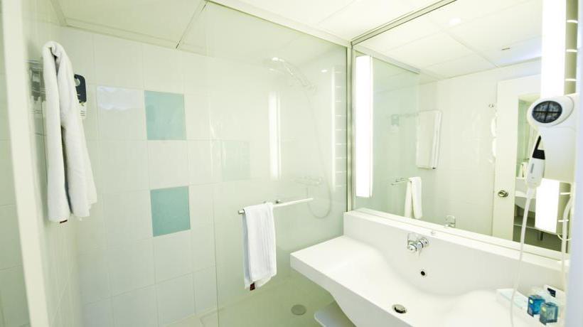 Bathroom Novotel Antwerpen Antuérpia