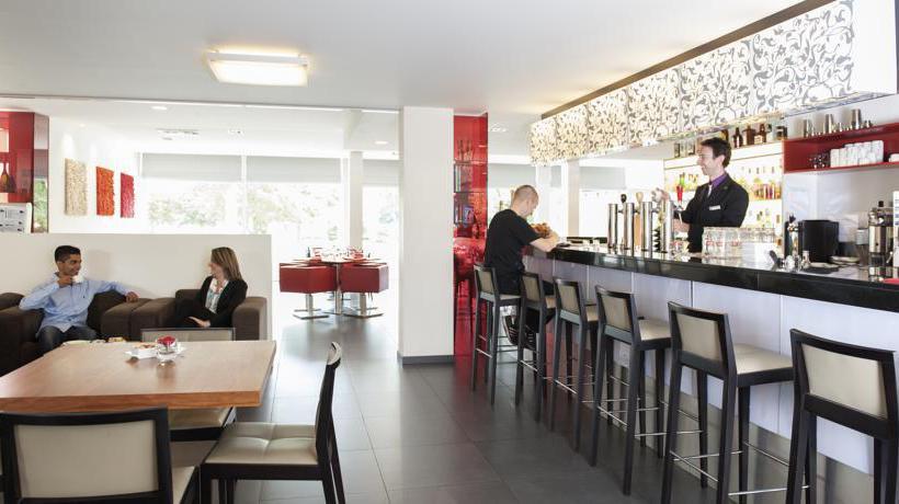 Café Novotel Antwerpen Antuérpia