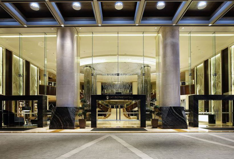 Esterno Hotel InterContinental Kuala Lumpur