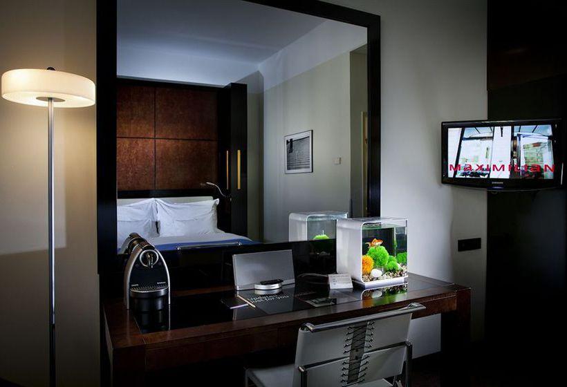 Hotel Maximilian Prag