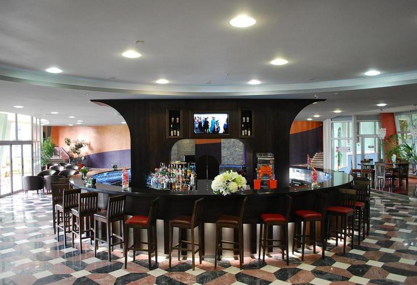 Cafeteria Hotel Drim Struga