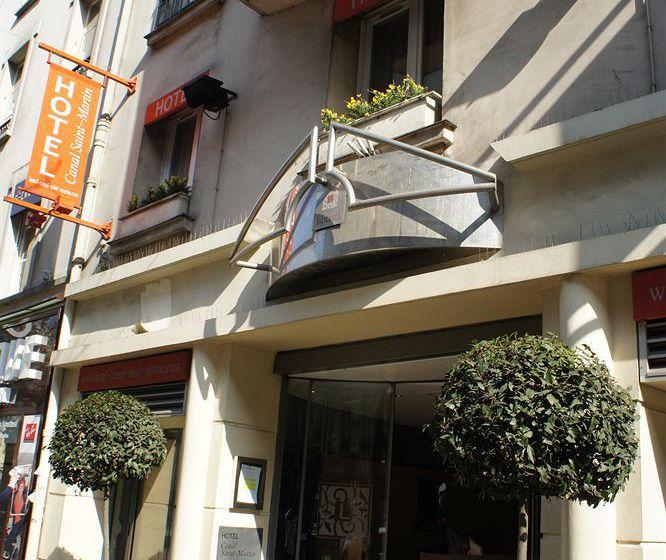 Hotel Libertel Canal Saint Martin Parigi