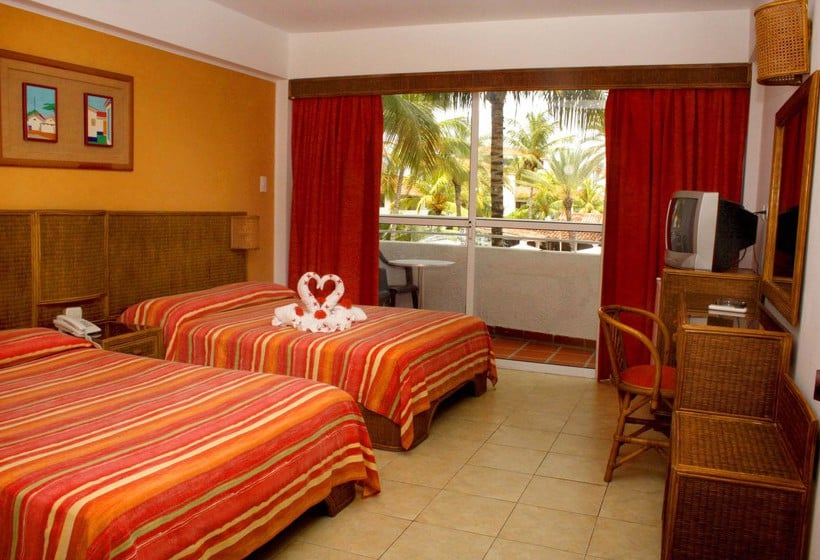 Le Flamboyant Hotel بلايا إل أغوا