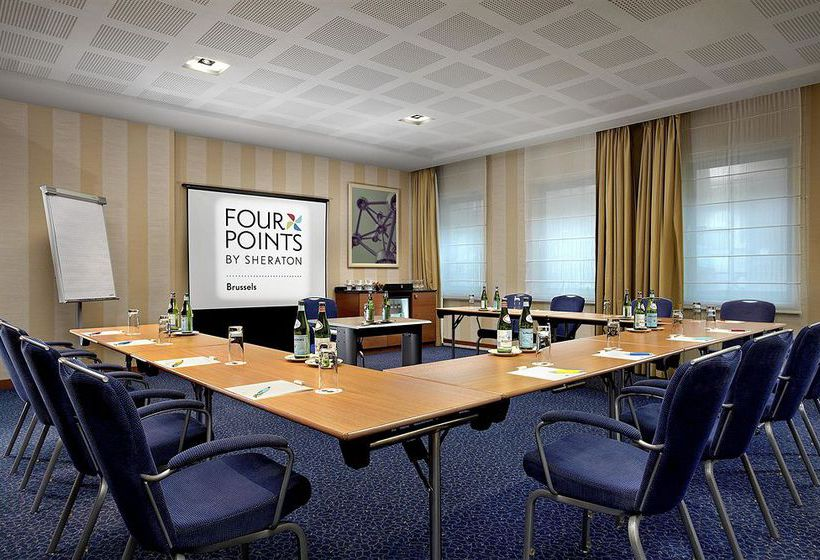 Hotel Four Points by Sheraton Brussels Bruselas