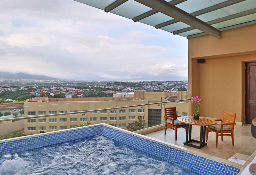 Hotelfoto Hotel Intercontinental Costa Rica At Multiplaza Mall San Jose