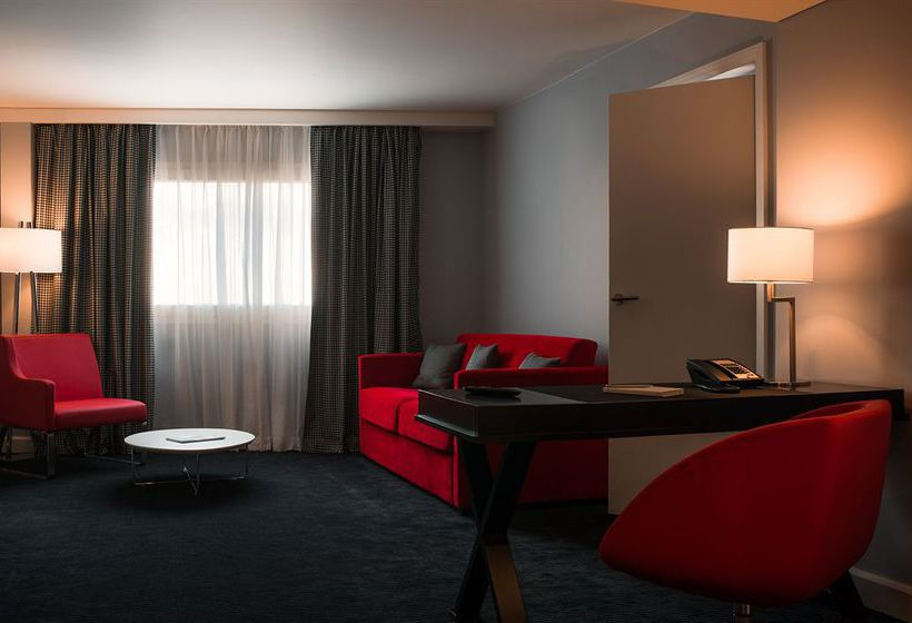 Hotel Mercure Paris CDG Airport & Convention Roissy-en-France