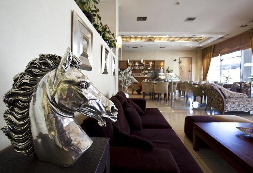 Hotel Crystal City Atenas