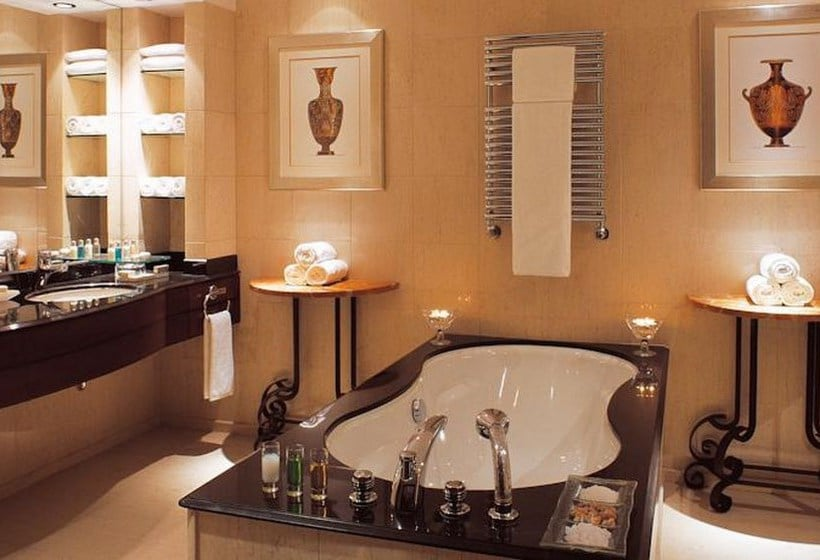Bathroom فندق Hyatt Regency Thessaloniki تيسالونيكا