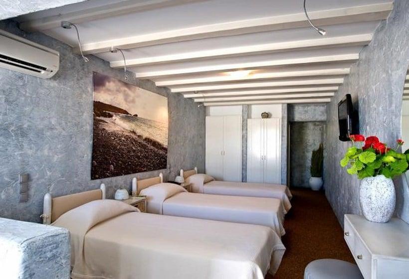 Quarto Hotel Ilio Maris Mykonos