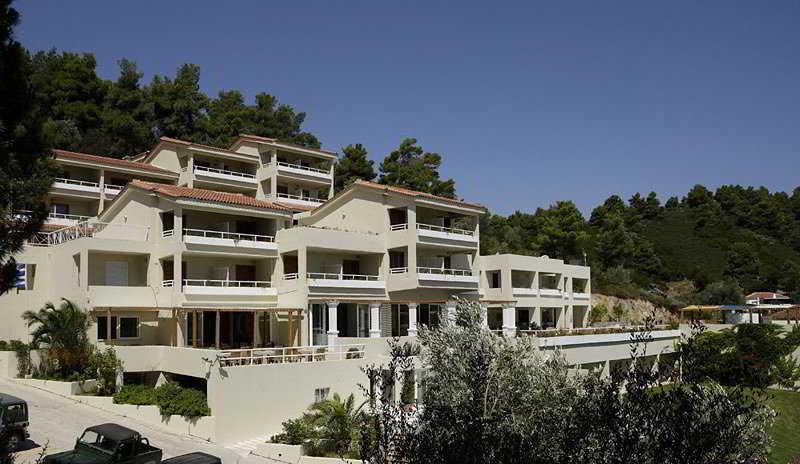 Hôtel Kanapitsa Mare Skiathos