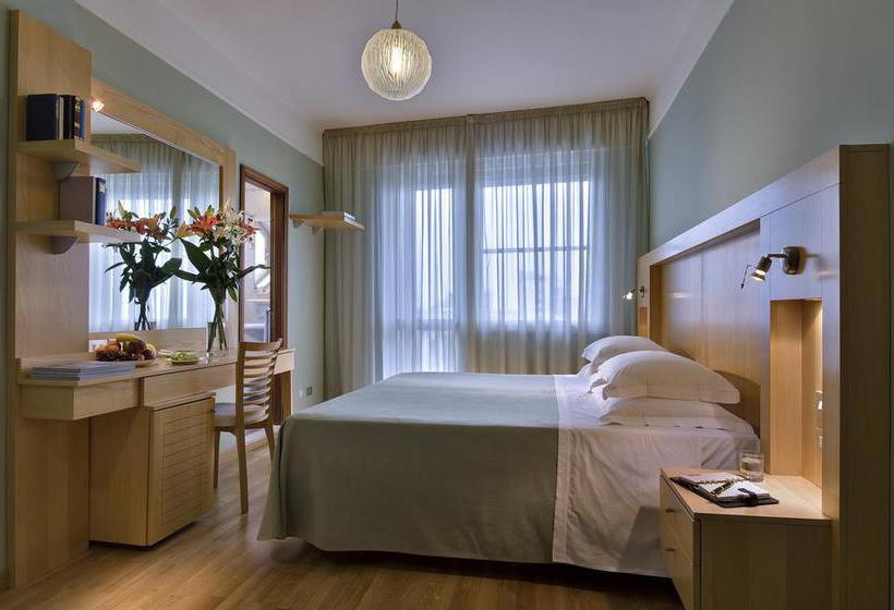 Camera Hotel Abner's Riccione