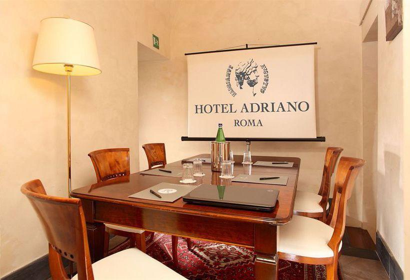 Hotel Adriano Rom