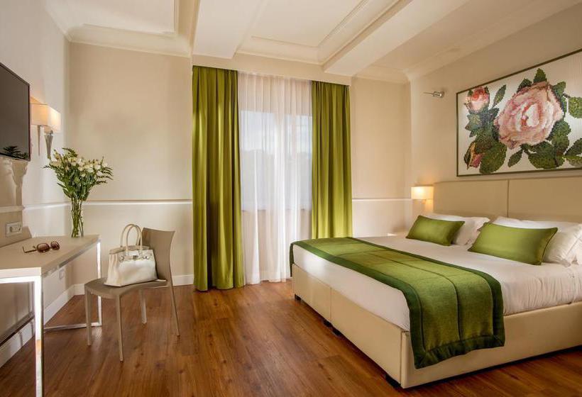ホテル Cristoforo Colombo ローマ