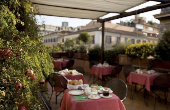 Hotel Columbia Rome