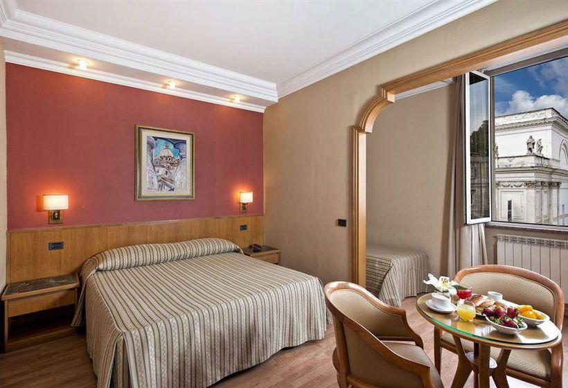 Hotel Giolli Nazionale Roma