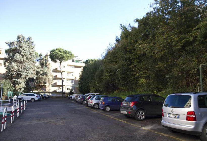 ホテル Marc Aurelio ローマ