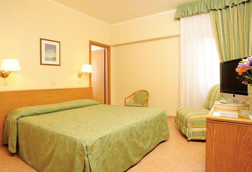 Quarto Hotel Patria Roma
