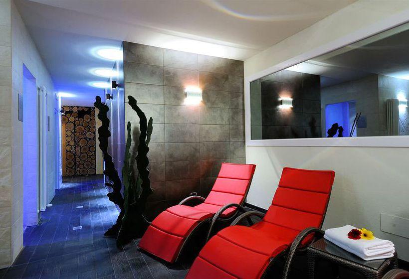 الرعاية الصحية فندق Santoli Porretta Terme