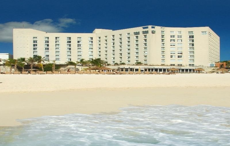 Hotel Royal Sunset Beach Resort Cancun