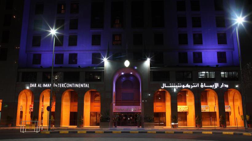 خارجي فندق Intercontinental Madinah-Dar Al Iman المدينة المنورة